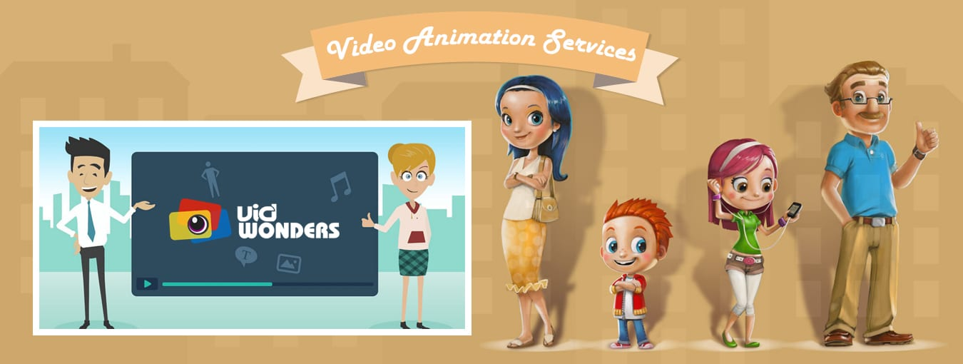 Animated Video Production Company